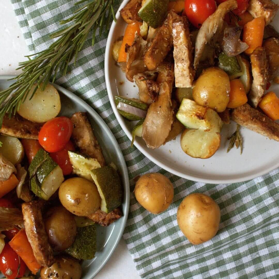 Ovenschotel aardappel